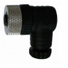 12FB5000-Htp-Connector- M12-5-Pin-Female-Right-Angled