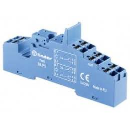 505SPA Relay Socket, Din...