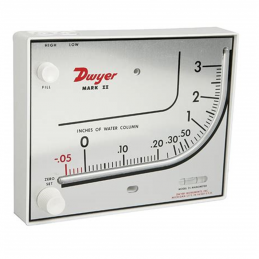 Mark II-25, DWYER Instruments