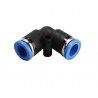 GPUL08 Sang-A, Union Elbow, 8mm , Package 10ea